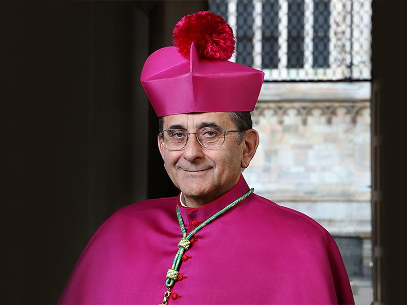 Mons. Mario Delpini